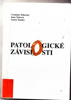 Patologické závislosti obálka knihy