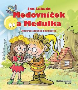 Medovníček a Medulka obálka knihy