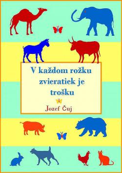 V každom rožku zvieratiek je trošku obálka knihy