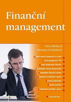 Finanční management obálka knihy