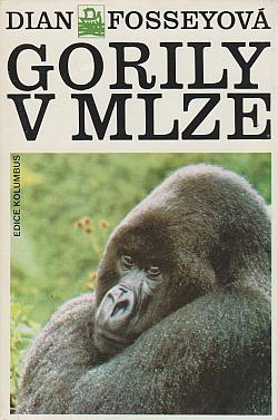 Gorily v mlze obálka knihy