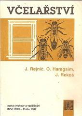 Včelařství obálka knihy