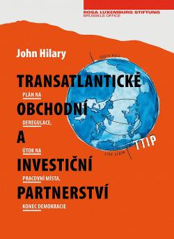 Transatlantické obchodní a investiční partnerství obálka knihy