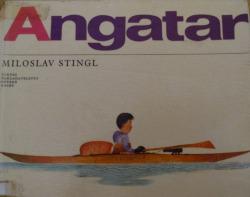 Angatar obálka knihy