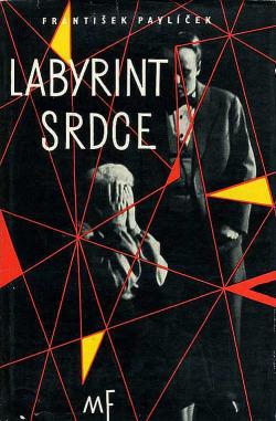 Labyrint srdce obálka knihy