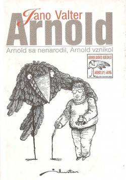 Arnold sa nenarodil, Arnold vznikol obálka knihy