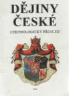 Dějiny české - chronologický přehled