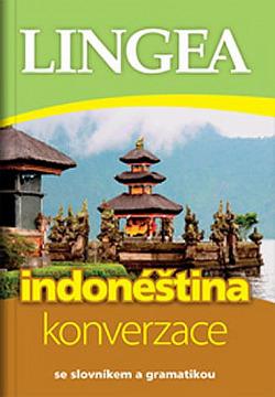 Indonéština - konverzace se slovníkem a gramatikou obálka knihy
