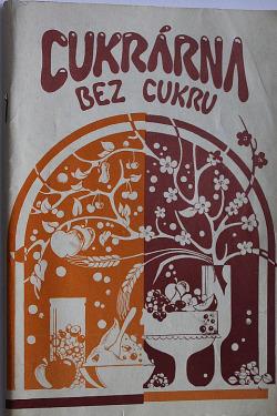Cukrárna bez cukru obálka knihy