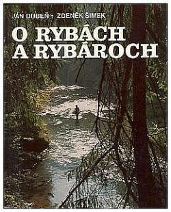 O rybách a rybároch obálka knihy