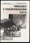 Obrázky z prešporského geta