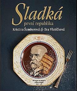 Sladká první republika obálka knihy