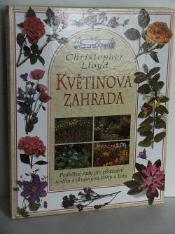 Květinová zahrada obálka knihy