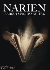 Narien: Příběh spícího rytíře obálka knihy