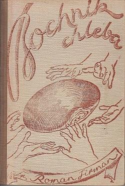 Bochník chleba obálka knihy
