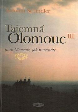 Tajemná Olomouc III. obálka knihy