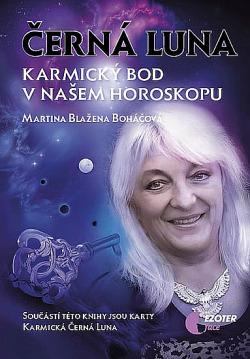 Černá Luna, karmický bod v našem horoskopu obálka knihy