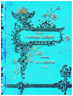 Kniha o slušném chování obálka knihy