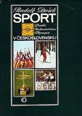Sport v Československu obálka knihy