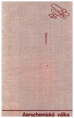 Aerochemická válka obálka knihy