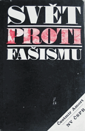 Svět proti fašismu obálka knihy