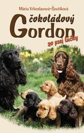 Čokoládový Gordon zo psej lúčky obálka knihy