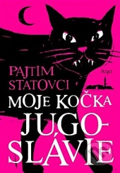 Moje kočka Jugoslávie obálka knihy