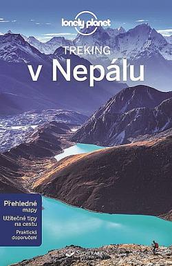 Treking v Nepálu obálka knihy