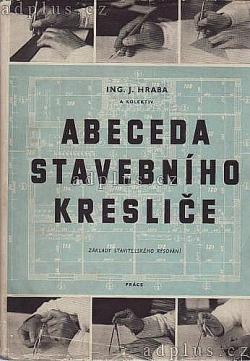Abeceda stavebního kresliče obálka knihy