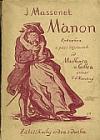 Manon obálka knihy