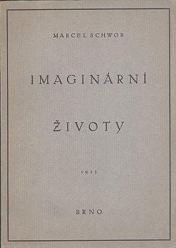 Imaginární životy obálka knihy
