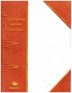 Facta loquuntur, čili, Deset let na stolci sv. Methoděje obálka knihy