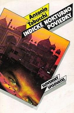 Indické nokturno / Poviedky obálka knihy