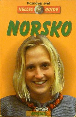 Norsko obálka knihy