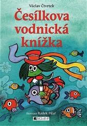 Česílkova vodnická knížka obálka knihy