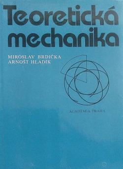 Teoretická mechanika obálka knihy
