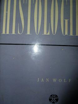 Histologie obálka knihy