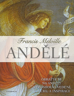 Andělé - Obraťte se na své anděly s prosbou o vedení, útěchu a inspiraci obálka knihy