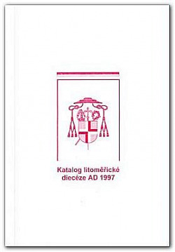 Katalog litoměřické diecéze AD 1997 obálka knihy