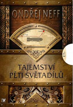 Tajemství pěti světadílů (box) obálka knihy