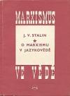 O marxismu v jazykovědě