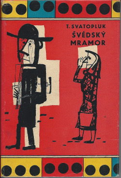 Švédský mramor obálka knihy