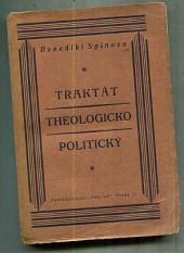 Traktát theologicko-politický obálka knihy