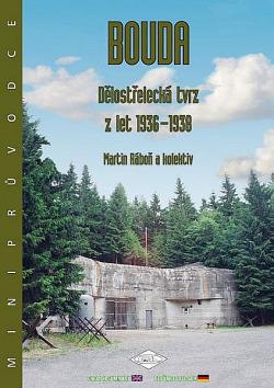 Bouda - Dělostřelecká tvrz z let 1936 - 1938 obálka knihy