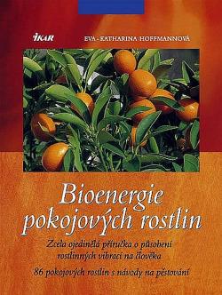 Bioenergie pokojových rostlin obálka knihy