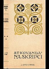 Na skřipci obálka knihy
