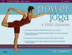 Power jóga v klidu domova obálka knihy