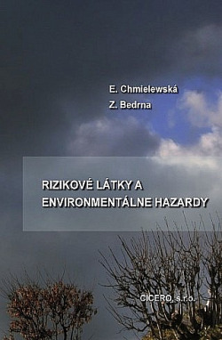 Rizikové látky a environmentálne hazardy obálka knihy