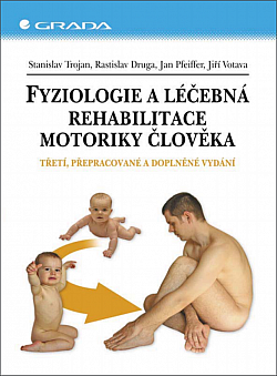 Fyziologie a léčebná rehabilitace motoriky člověka obálka knihy