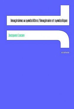 Imaginárno a symbolično / Imaginaire et symbolique obálka knihy